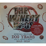 Winery Dogs   Live In Santiago [cd dvd blu ray] Portnoy Lacr